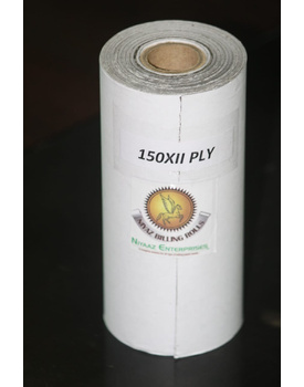 PAPER ROLL 6 INCH / 150MM WITH CARBON COPY