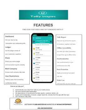 TALLY INSPEC MOBILE SOFTWARE