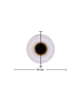 PAPER ROLL 6 INCH / 150MM WITH HOLE