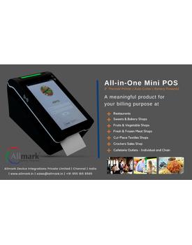 Allmark Touch Screen POS