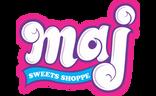 MAJ Sweets Shoppe-logo