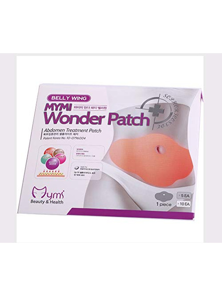 MYMI Wonder Patch Belly Wing 5 Sheets-G21