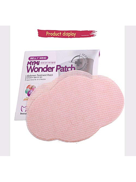 MYMI Wonder Patch Belly Wing 5 Sheets-1