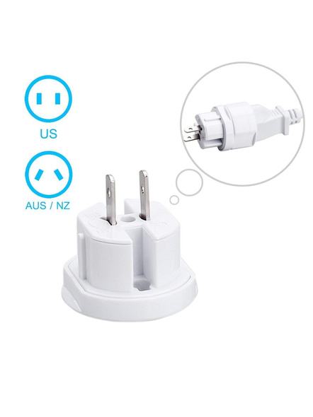 Universal Travel Adapter All in One -Supports over 150 Countries Including US, AUS, NZ, Europe, UK-4