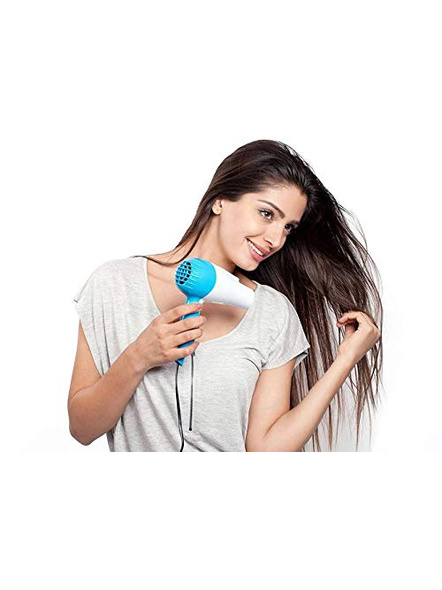 Professional Foldable Hair Dryer 1000W For Women (Multicolor)-1