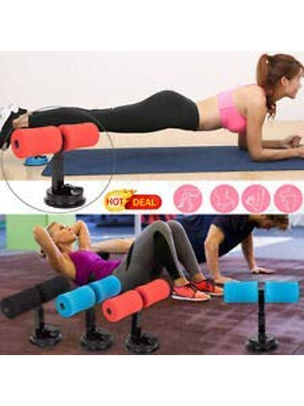 Self Suction Sit up Workout Assistant Abdominal Exercise Equipment Fitness Training Home Gym-G94