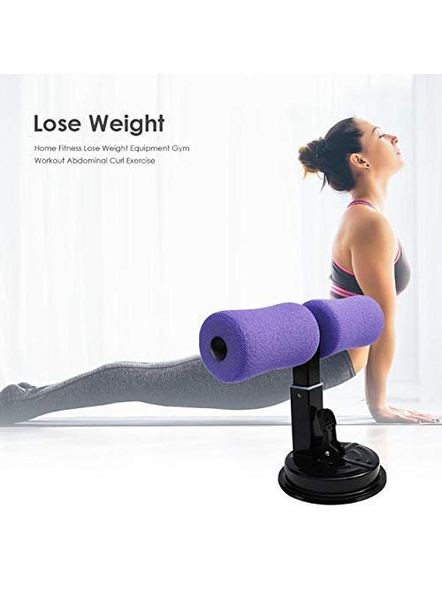 Self Suction Sit up Workout Assistant Abdominal Exercise Equipment Fitness Training Home Gym-3