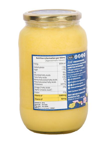 Amritam Ghee 1 litre-Blue-2