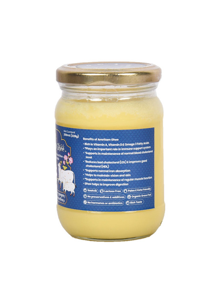Amritam Ghee 250 ml-Blue-3