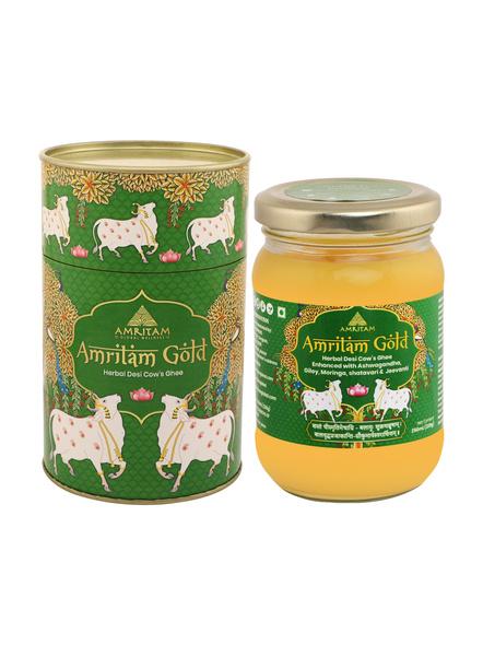 Amritam Gold Herbal Ghee - 250ml-AGPA2-HG