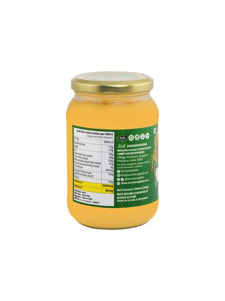 Amritam Gold Herbal Ghee- 500 ml-2