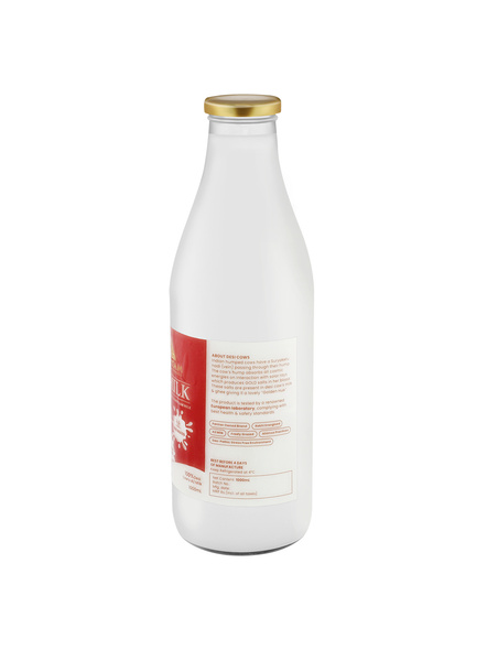 A2 Amritam - Herb Fed Raw Milk (Deliveries in Gurgoan only)-1 Day Trial-2