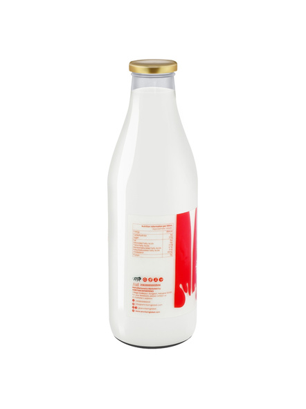 A2 Amritam - Herb Fed Raw Milk (Deliveries in Gurgoan only)-1 Day Trial-1
