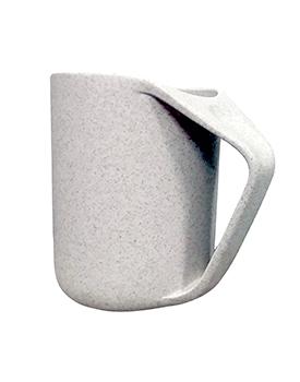 Rice and Wheat Straw Mug (Beige)