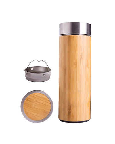 Bamboo Tumbler 400ml-BT400ML