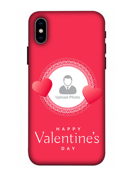 3D Beautiful Hearts Boundry Valentine's Day Printed Back Cover for Apple iPhone-Apple-iPhone-X-02111
