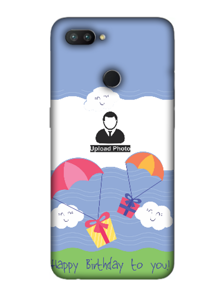 3D Gifting Umbrella Customised Back Cover for OPPO-REALME-2-Pro--02133