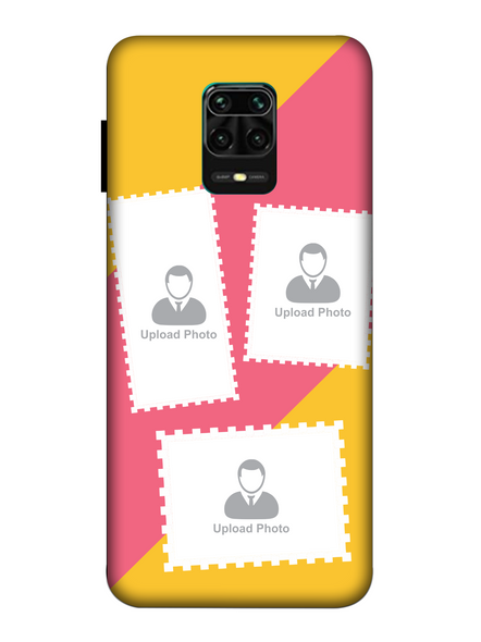 3D Eye Chatching Theme Customised Mobile Back Cover for Xiaomi-Redmi-Note-9-P-01158