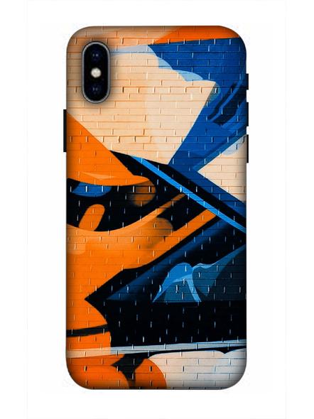Apple iPhone3D Designer Marble Designer Wall Printed Mobile Cover-AppleiPhoneX-MOB002998