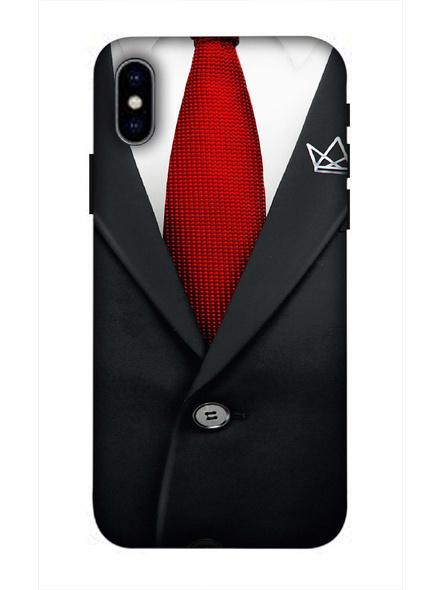 Apple iPhone3D Designer Premium Coat Trendy Printed Mobile Cover-AppleiPhoneX-MOB003014