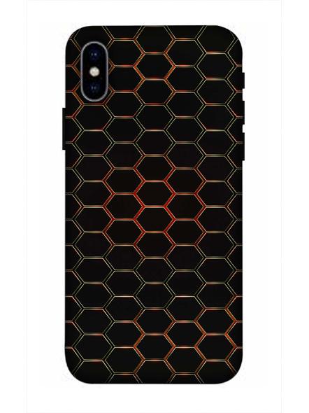 Apple iPhone3D Designer Trendy Patterns Printed Mobile Cover-AppleiPhoneX-MOB003058