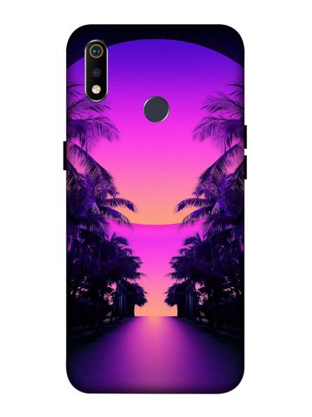 Oppo 3D Designer Julgle Beautiful View Printed  Mobile Cover-Realme3i-MOB003039