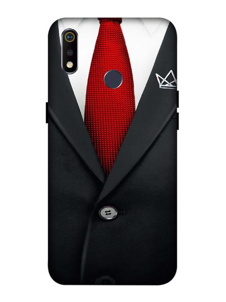 Oppo 3D Designer Premium Coat Trendy Printed  Mobile Cover-Realme3i-MOB003076