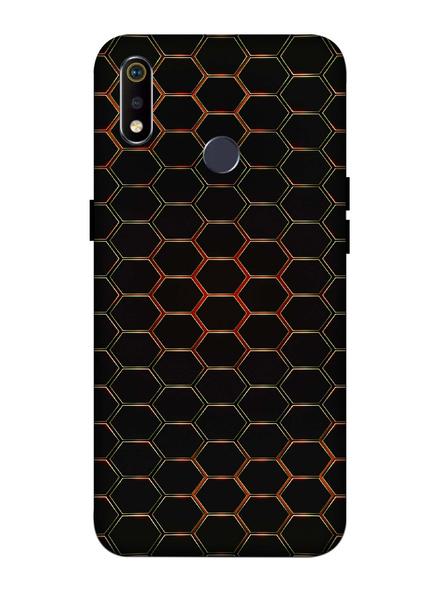 Oppo 3D Designer Trendy Patterns Printed  Mobile Cover-Realme3i-MOB003104