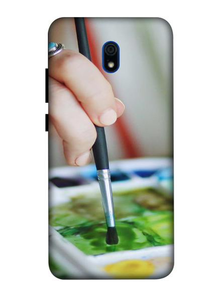 Xiaomi 3D Designer Painting Colors Printed Mobile Cover-Redmi8A-MOB003072