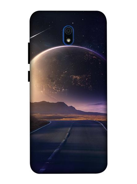 Xiaomi 3D Designer Universe View Printed Mobile Cover-Redmi8A-MOB003107