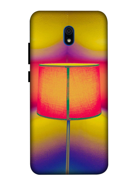 Xiaomi 3D Designer Water Painting Printed Mobile Cover-Redmi8A-MOB003112