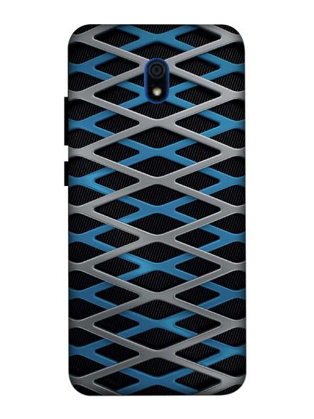 Xiaomi 3D Designer Zig Zag Pattern Printed Mobile Cover-Redmi8A-MOB003120