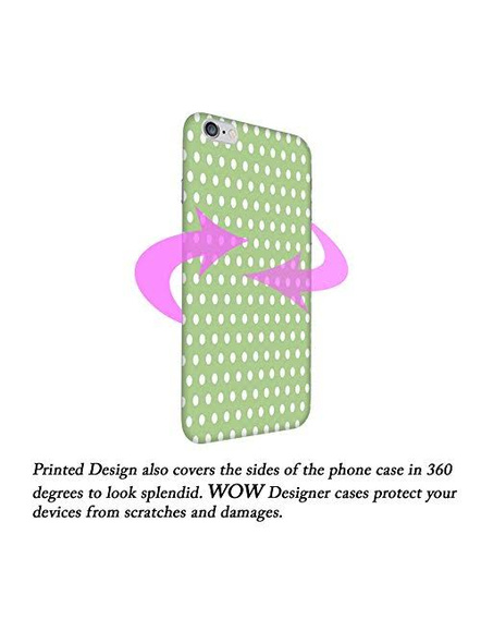 Xiaomi 3D Designer Zig Zag Pattern Printed Mobile Cover-1