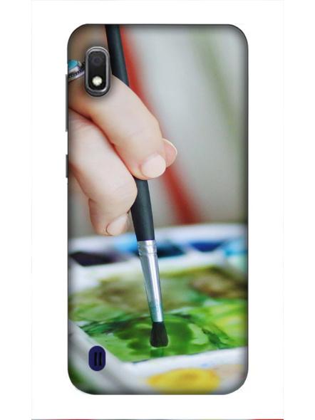Samsung 3D Designer Painting Colors Printed  Mobile Cover-SamsungA10-MOB003010