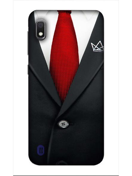 Samsung 3D Designer Premium Coat Trendy Printed  Mobile Cover-SamsungA10-MOB003013