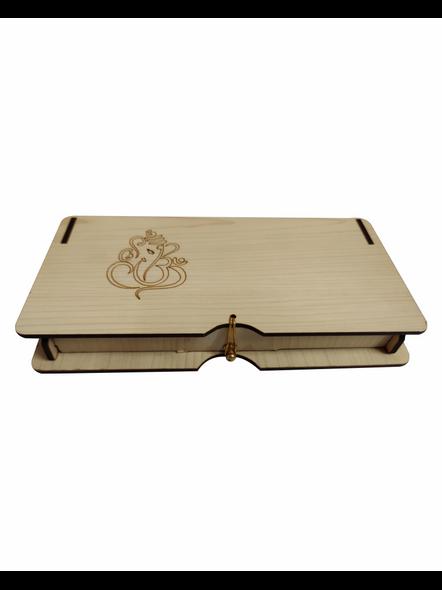 Wooden Cash Note Box-Cashbox001aa