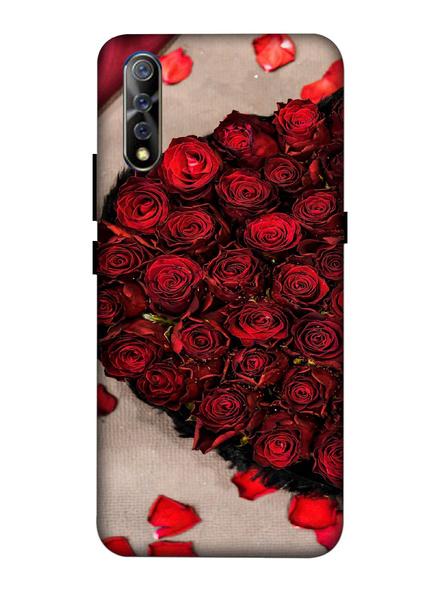 Vivo 3D Designer Beautiful Rose Love Printed Mobile Cover-VivoS1-MOB002716