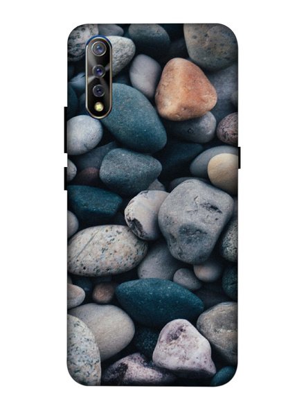 Vivo 3D Designer Big Rocks Marble Printed Mobile Cover-VivoS1-MOB002729