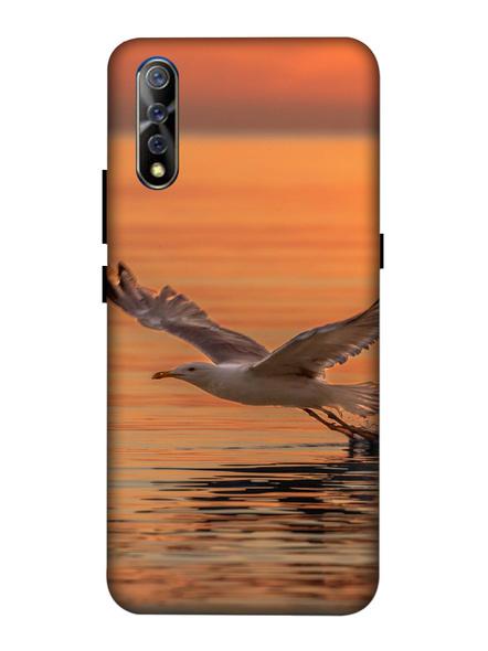 Vivo 3D Designer Bird Hunting Printed Mobile Cover-VivoS1-MOB002735