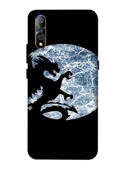 Vivo 3D Designer Dragon in the Night Printed Mobile Cover-VivoS1-MOB002998