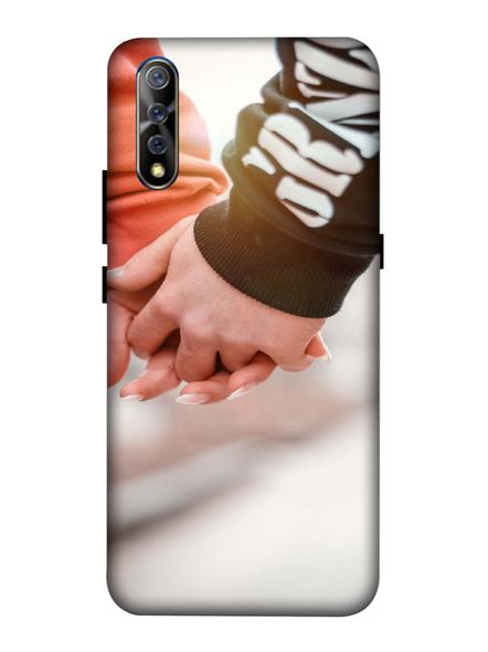 Vivo 3D Designer Hands Together Love Printed Mobile Cover-VivoS1-MOB003019