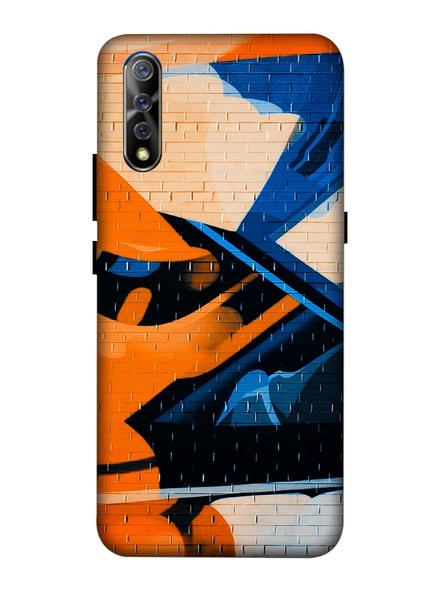 Vivo 3D Designer Marble Designer Wall Printed Mobile Cover-VivoS1-MOB003058