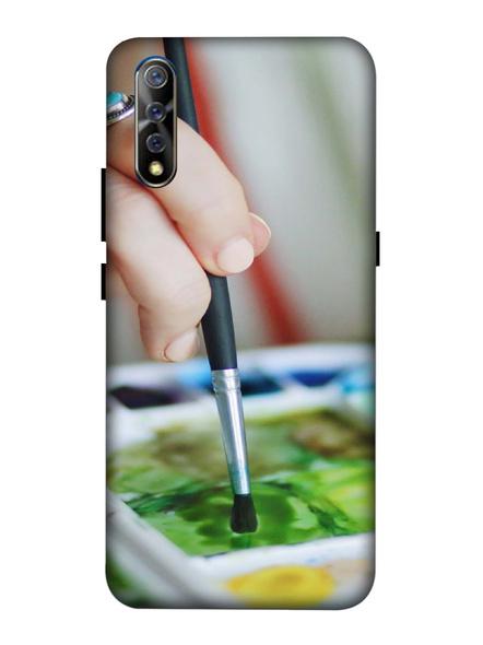 Vivo 3D Designer Painting Colors Printed Mobile Cover-VivoS1-MOB003072