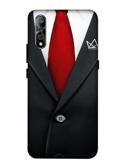 Vivo 3D Designer Premium Coat Trendy Printed Mobile Cover-VivoS1-MOB003076