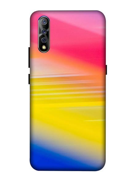 Vivo 3D Designer Random Catchy Colors Printed Mobile Cover-VivoS1-MOB003082