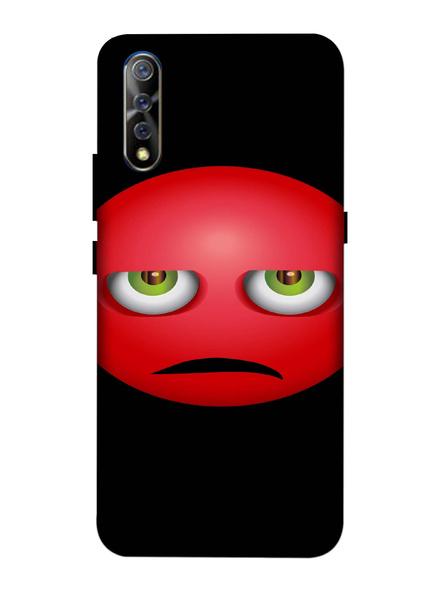 Vivo 3D Designer Sad Emoji Printed Mobile Cover-VivoS1-MOB003086