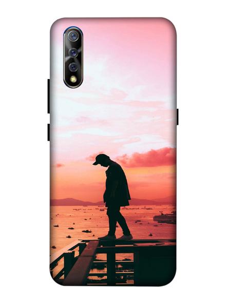 Vivo 3D Designer Thinking for Best Printed Mobile Cover-VivoS1-MOB003103