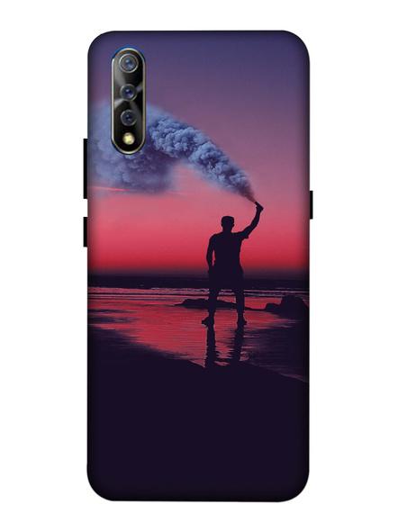 Vivo 3D Designer Victory Fog Printed Mobile Cover-VivoS1-MOB003108