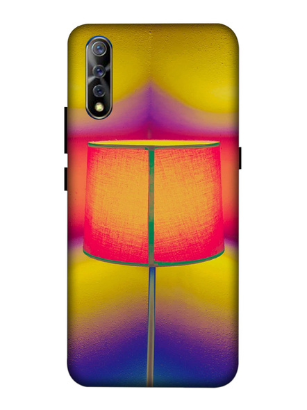 Vivo 3D Designer Water Painting Printed Mobile Cover-VivoS1-MOB003112