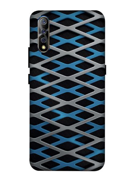 Vivo 3D Designer Zig Zag Pattern Printed Mobile Cover-VivoS1-MOB003120